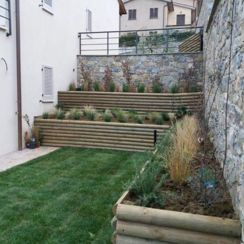 GIARDINO PRIVATO - San Casciano Bagni