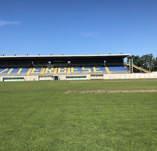 IMPIANTO DI IRRIGAZIONE | Stadio Rocchi - Viterbo