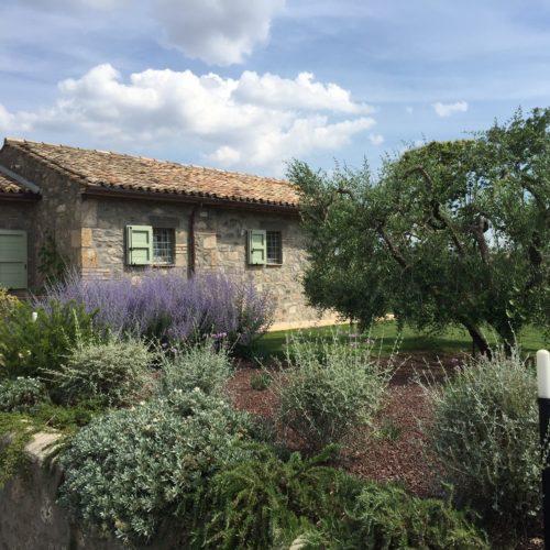 GIARDINO VILLA PRIVATA - Umbria